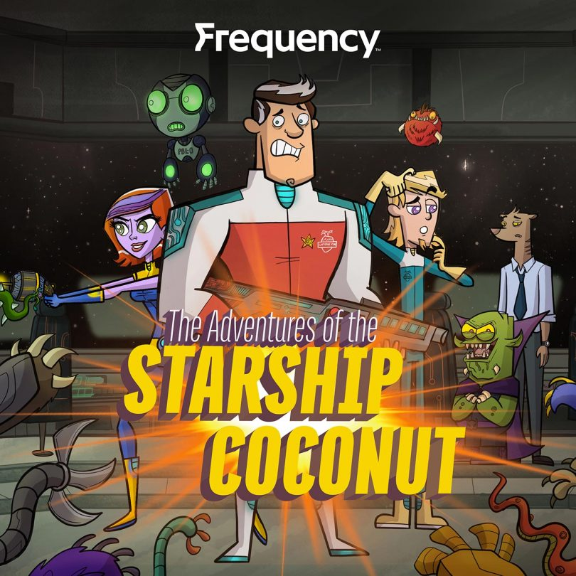 The Adventures of Starship Coconut