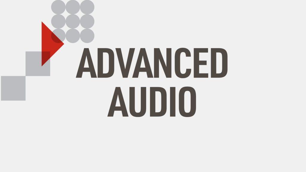 Advanced advertising - Advanced Audio