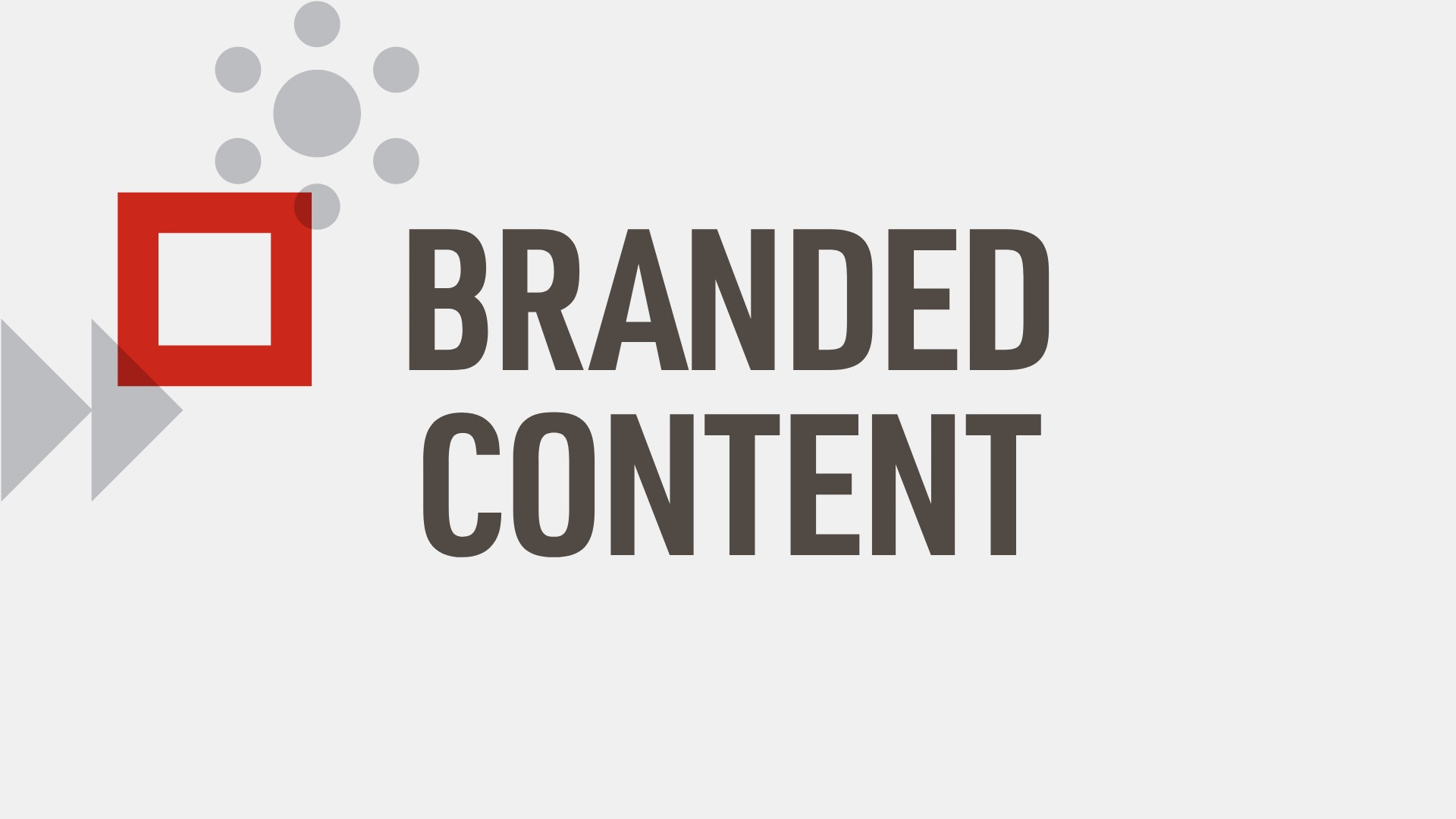 Creative Solutions - Branded Content