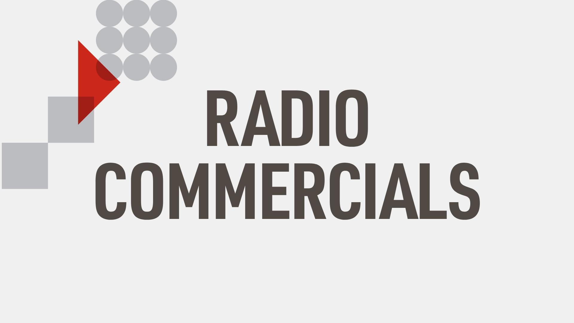 Creative Solutions - Radio Commercials
