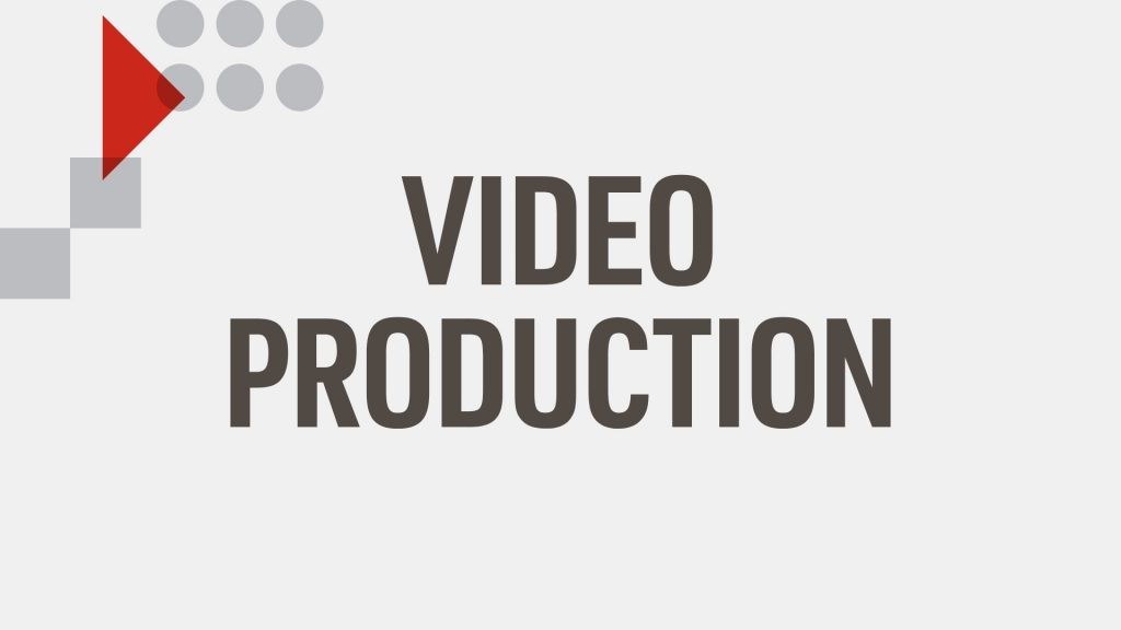 Creative Solutions - Video Production