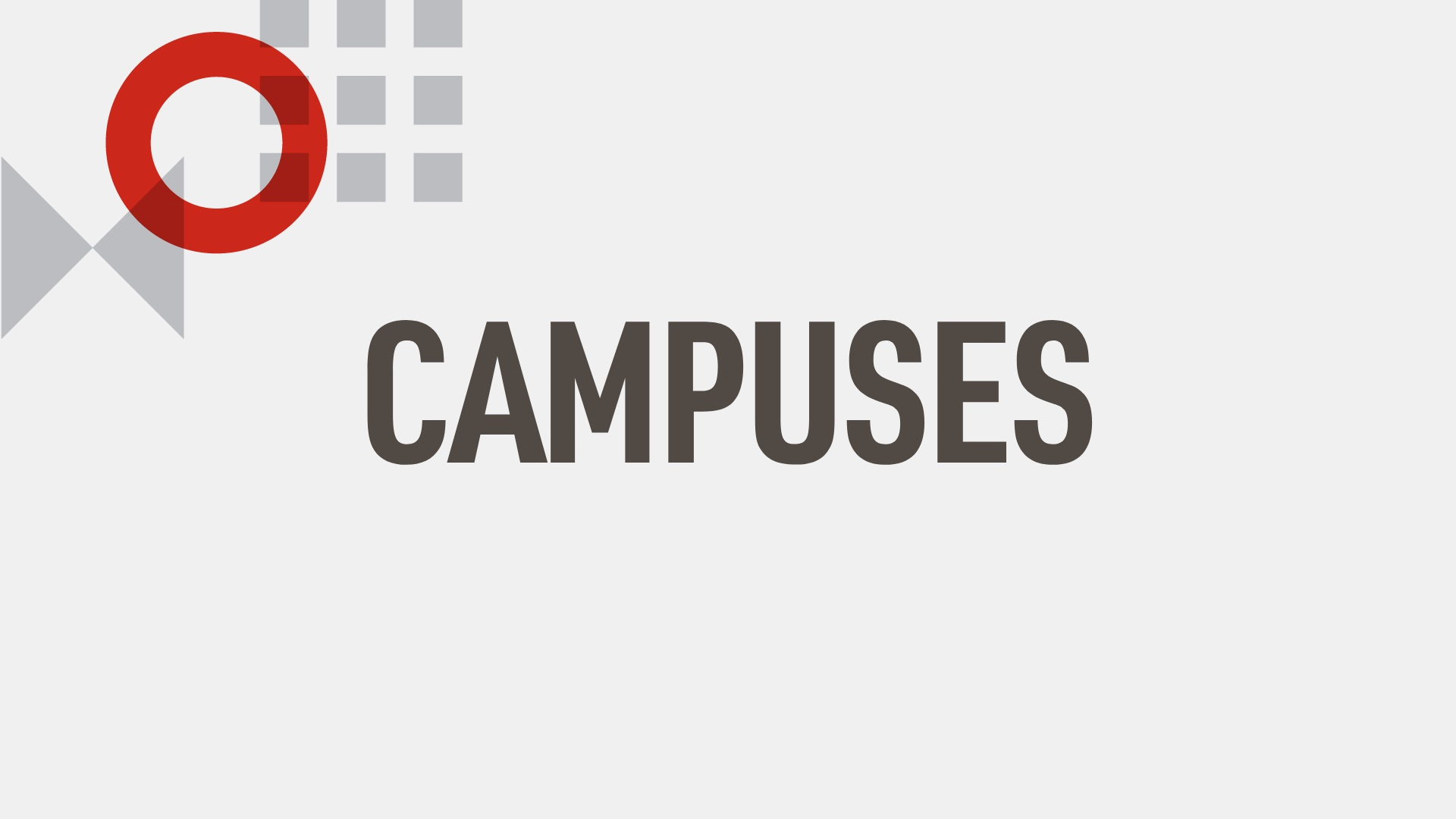 Out Of Home - Campuses