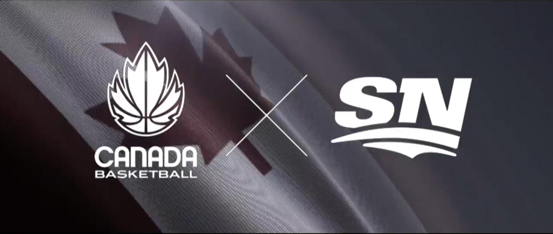 SN x Canada Basketball